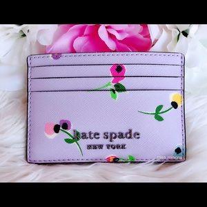Kate spade wallflower card case